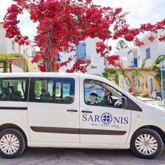 Отель Saronis Hotel Греция, Агистри - отзывы, цены и фото номеров - забронировать отель Saronis Hotel онлайн городской автобус