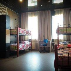 Hostel Racing Paradise Кровать в общем номере с двухъярусной кроватью фото 37