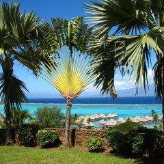 Отель Villa Marama Французская Полинезия, Папеэте - отзывы, цены и фото номеров - забронировать отель Villa Marama онлайн пляж