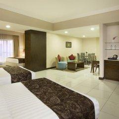 Gateway Hotel 3* Номер категории Премиум с различными типами кроватей фото 5