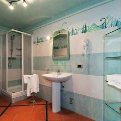 Отель Villa Rose Antiche Реггелло ванная фото 2