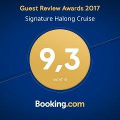 Отель Signature Halong Cruise спортивное сооружение