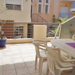 Апартаменты Ameris Studios & Apartments балкон