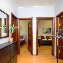 Апартаменты на Садовом Кольце Курская комната для гостей фото 5