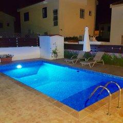 Отель Villa Charlotte Кипр, Протарас - отзывы, цены и фото номеров - забронировать отель Villa Charlotte онлайн бассейн фото 2