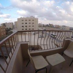Отель Delilah Hotel Иордания, Мадаба - отзывы, цены и фото номеров - забронировать отель Delilah Hotel онлайн балкон