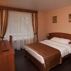 Гостиница Морион 3* Стандартный номер с двуспальной кроватью фото 10
