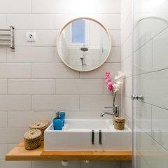 Отель Clove Apartment Венгрия, Будапешт - отзывы, цены и фото номеров - забронировать отель Clove Apartment онлайн ванная