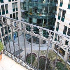 Апартаменты Apartments Comfort Прага балкон