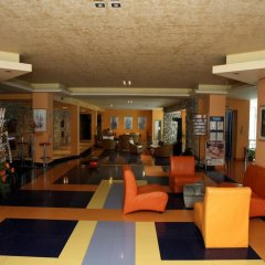 Отель Koral Болгария, Св. Константин и Елена - 1 отзыв об отеле, цены и фото номеров - забронировать отель Koral онлайн интерьер отеля фото 2