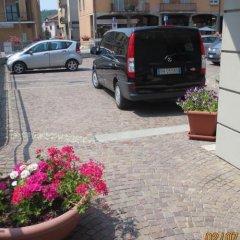 Отель Albergo Villa Priula Понтераника парковка