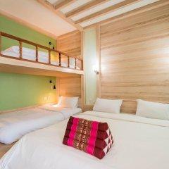 Отель The Luna 2* Стандартный номер разные типы кроватей фото 8