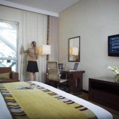 Отель Oryx Rotana 5* Стандартный номер с различными типами кроватей фото 8