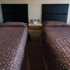 Отель Hilton Garden Inn Manchester Emirates Old Trafford 4* Стандартный номер с различными типами кроватей фото 4