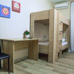 Гостиница ОК Кровать в мужском общем номере с двухъярусными кроватями фото 2