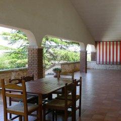 Отель Villa Marzano Альберобелло питание