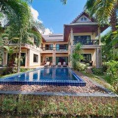 Отель BangTao Tara Villa One бассейн