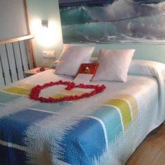 Отель Alojamiento Verdemar Испания, Арнуэро - отзывы, цены и фото номеров - забронировать отель Alojamiento Verdemar онлайн комната для гостей фото 5