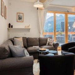 Отель udanypobyt Domy Mountain Premium Косцелиско комната для гостей фото 2