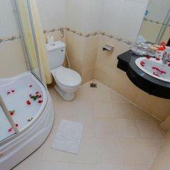 The Queen Hotel & Spa 3* Улучшенный номер двуспальная кровать фото 16