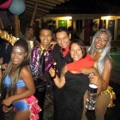 Viajero Cali Hostel & Salsa School гостиничный бар