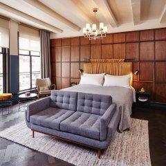 Отель The Hoxton, Amsterdam комната для гостей