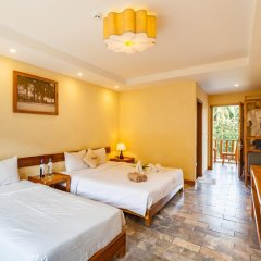 Отель Bauhinia Resort 3* Улучшенный номер с различными типами кроватей фото 9