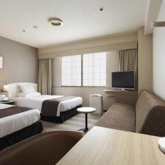 Akasaka Excel Hotel Tokyu 3* Стандартный номер с двуспальной кроватью фото 5