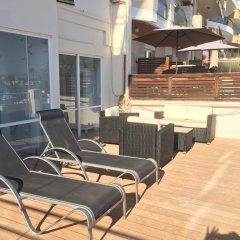Отель Hostal Vista Alegre бассейн