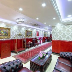 Gulf Star Hotel интерьер отеля
