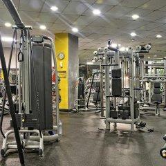Отель Benal Beach Group фитнесс-зал фото 3