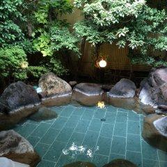 Отель ONSENKAKU Беппу бассейн