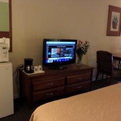Отель Quality Inn 2* Стандартный номер с различными типами кроватей фото 7