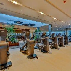 Sheraton Amman Al Nabil Hotel фитнесс-зал фото 3