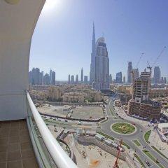 Апартаменты One Perfect Stay Studio Burj Al Nujoom Студия с различными типами кроватей фото 7