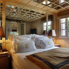 Отель Hôtel Saint Amour La Tartane 5* Стандартный номер с различными типами кроватей фото 8