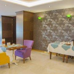 Motali Life Hotel Турция, Дербент - отзывы, цены и фото номеров - забронировать отель Motali Life Hotel онлайн питание фото 3