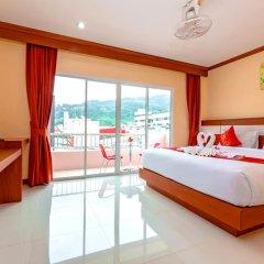 Отель Phusita House 3 2* Улучшенный номер с различными типами кроватей фото 16