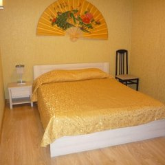 Гостиница Сакура Стандартный номер с различными типами кроватей фото 9