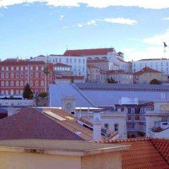 Отель Lisbon Apartments Португалия, Лиссабон - отзывы, цены и фото номеров - забронировать отель Lisbon Apartments онлайн балкон