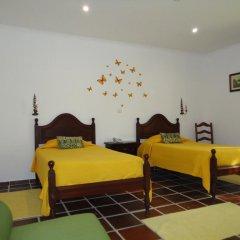 A Coutada Hotel Rural 3* Стандартный номер 2 отдельными кровати фото 4