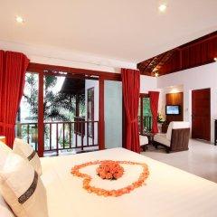 Отель Villa Elisabeth 3* Апартаменты с различными типами кроватей