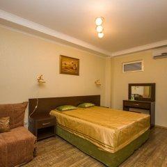 Гостиница Пальма 2* Улучшенный номер разные типы кроватей фото 2