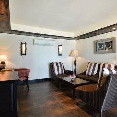 Отель Andaman White Beach Resort 4* Люкс с различными типами кроватей фото 40