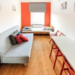 Отель Babel Hostel Польша, Вроцлав - отзывы, цены и фото номеров - забронировать отель Babel Hostel онлайн комната для гостей фото 3
