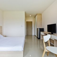 Отель Rangh Place Студия с различными типами кроватей фото 4