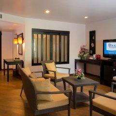 Отель Deevana Patong Resort & Spa 4* Улучшенный номер с двуспальной кроватью фото 8
