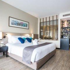Отель Deevana Plaza Phuket 4* Номер Делюкс с двуспальной кроватью фото 10