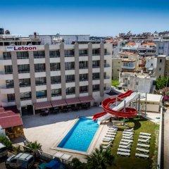 Letoon Hotel & SPA Турция, Алтинкум - отзывы, цены и фото номеров - забронировать отель Letoon Hotel & SPA онлайн балкон