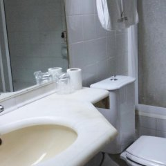 Aden Hotel ванная